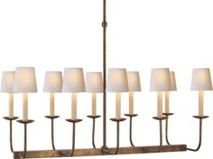 """Circa Lighting   Simply Brilliant 24 x 35 (can be up to 52"""" high, 24"""" min height)"""