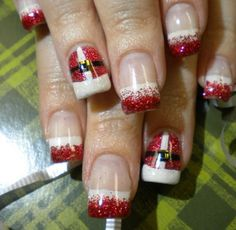 Image detail for -2012 Merry Christmas Nail Art Pictures 2012 Merry Christmas Nail Art ...