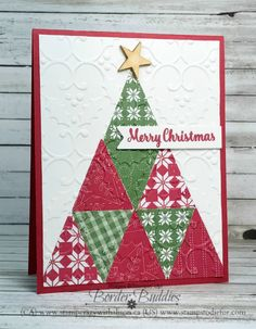Border Buddy Saturday - Quilted Christmas Suite