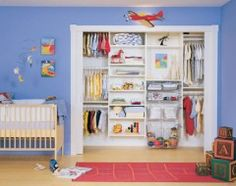 Idea for J's closet design*    *houzz.com--GREAT resource for design ideas for every room in the house! Can filter by space, style, area...
