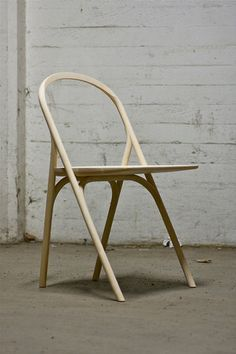 150 Years After Thonet, A Designer Reinvents The Bentwood Chair