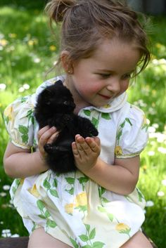 In love with cat :)   Vivi & Oli-Baby Fashion Life