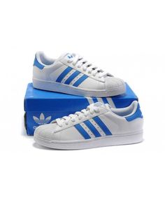 new arrival fd366 badf2 Adidas Superstar Mens Blue Sale UK Discount Sneakers T-1039 Discount Adidas,  Discount Sneakers
