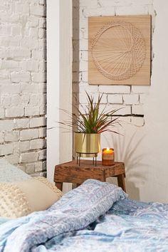 Magical Thinking Palm Nail String Art Wall Hanging