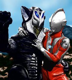 """""""Old Pals"""" #LOL Ultraman"""