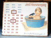 En halua kalentereita.
