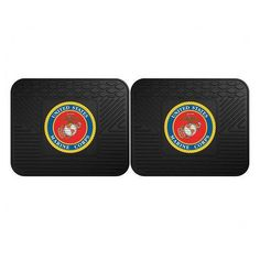 """US Marines Armed Forces Utility Mat (14x17"""")(2 Pack)"""""""