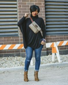 Niccce outfit for fall! Curvy Girl Fashion, Black Women Fashion, Plus Size Fashion, Womens Fashion, Casual Outfits, Cute Outfits, Fashion Outfits, Fashion Ideas, Fashion Skirts