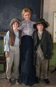 'Tom Sawyer' Set Visit: