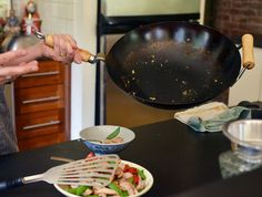 How to Clean a Carbon Steel Wok Cooking Lessons from The Kitchn