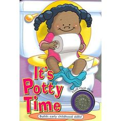 It's Potty Time for Girls - African American