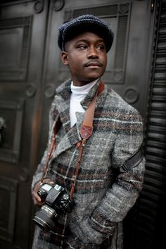 Street Style: London Fall 2016 Menswear Collections [PHOTOS] | WWD