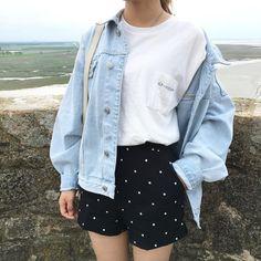 fashion and girl Bild