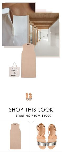 """We'll make a memory out of this."" by bestdressx ❤ liked on Polyvore featuring The Row and Jasmin Shokrian"