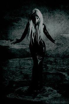 Black Magic Sorceress.