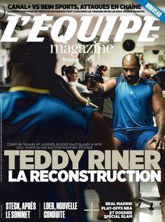 L'Équipe Magazine - Samedi 19 Avril 2014 - N° 1657