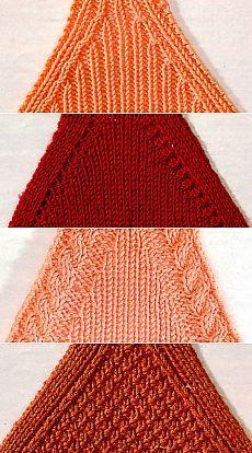Декоративное оформление линии реглана