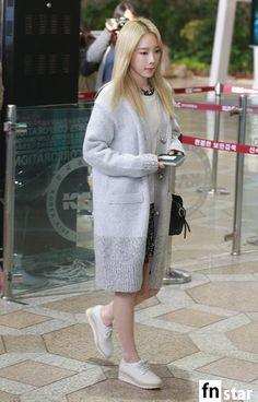 taeyeon fashion