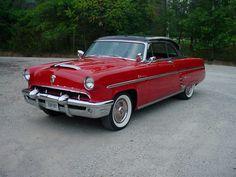 1953 Mercury Monterey 2 DOOR HARD TOP FLATHEAD STICK