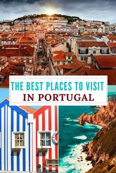 Portugal Travel Inspiration - Getting ready for a trip to Portugal? Lisbon, Porto, the Algarve... there are so many things to do and see in Portugal. Here you'll find the best places to visit in Portugal. | Portugal Travel Tips | Portugal where to go | Portugal where to stay | Portugal what to do - via @WanderTooth