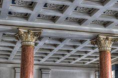 Overlook Hotel Pillars   Flickr - Photo Sharing!