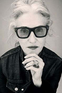 "Linda Rodin - Style Icon. ""My advice is to just be yourself and follow your…"