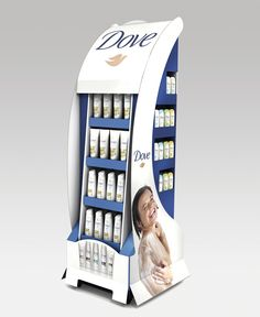 Display and Packaging Renderings Gallery on Behance Pos Display, Display Design, Display Shelves, Counter Display, Product Display, Promotional Stands, Exhibition Booth Design, Exhibition Stands, Exhibit Design