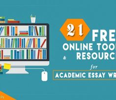 If essay writing is giving you sleepless nights, it's time to read about some useful online tools and resources that will make your student life a lot easier!