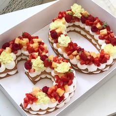 מזל טוב וחג שמח #gargeran #cake #strawberry #flower #vanilla