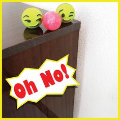EmojiMeme 'Smirk' has arrived.  Is this a new kind of #Easter #Egg #competition? Who will #win? 2 of 4
