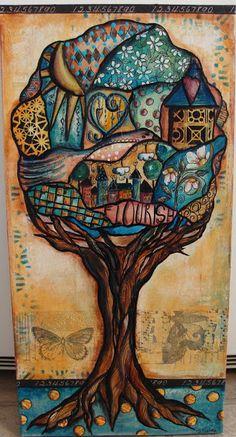 My Art Journal- Diane salter