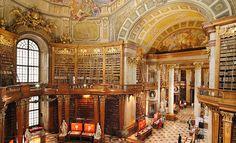 De vijf mooiste bibliotheken ter wereld! - Chicklit