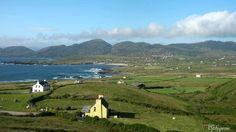 4K (Ultra HD) Spectacular Ireland Landscape, Amazing Irish Scenery