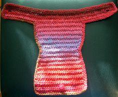Unreal Baby: Crochet Cloth Diaper Cover Heaven!!!