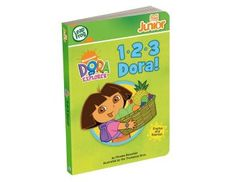 LeapFrog Tag Junior Dora The Explorer Book £10