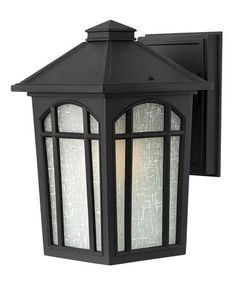 Product Overview for the Hinkley Lighting 1980GU24 Outdoor Wall Light Cedar Hill is a traditional outdoor lantern in durable die cast aluminum construction with medium base lamping. This four-sided soft taper design features linen glass behind arched window pane panels and is available in two popular finishes.   Lamping:  1 - CFL GU24 26 Watt Lamp Type:  Fluorescent Voltage:  Line Voltage (120 volts) UL Listing:  Wet Locations
