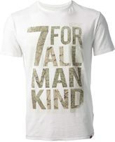 7 for all mankind  ads   all prints shirt men-7 for all mankind logo print tshirt
