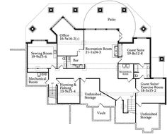 Plan 9542RW: High Style Mountain Living