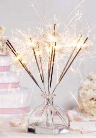Sparkles para Salidas de Ceremonia en Bodas( caja de 60 unidades)