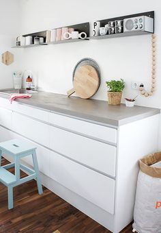 10 kitchen shelving ideas for more storage.