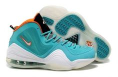 Best Nike Air Penny V Men Basketball Shoes Laser Blue/White 1020 Me Too Shoes, Men's Shoes, Nike Shoes, Air Max Sneakers, Sneakers Nike, Penny Hardaway, Nike Kicks, Super Deal, Discount Nikes