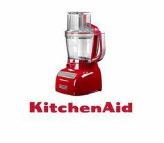 Win 2 x KitchenAid 3.1L Food Processor sweepstakes