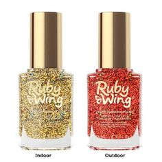Ruby Wing Ride 'Em Cowgirl Color Changing Nail Polish