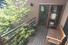 アウトドア事例:屋外空間を楽しみたい(小さな家)