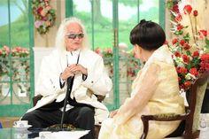 徹子の部屋の出演者。内田裕也。