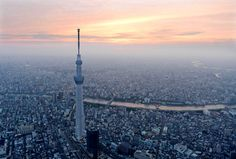 At the Tokyo Skytree, Views From the Top - NYTimes.com.  For when I visit Tokyo.