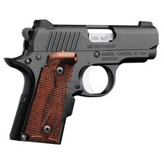 Kimber Micro Crimson Carry Handgun Package-879082 - Gander Mountain