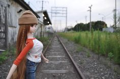 Mirai Suenaga Smart Doll by air_tan