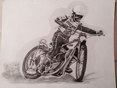 Ivan Mauger Retired Motorcycle Speedway Rider He Won A