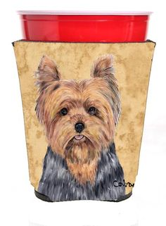 Fits red solo cup or large Dunkin Donuts / Starbucks ice coffee cup. Collapsible Foam. (16 oz to 22 oz Red solo cup) Toby Keith made the cups more popular with